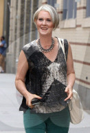 "PEOPLE -  Sarah Jessica Parker und Cynthia Nixon am Set von ""And Just Like That"""