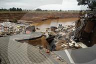 NEWS - Hochwasser Deutschland: Hochwasser in Erftstadt Blessem