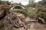 NEWS - Hochwasser Deutschland: Die Gemeinde Ahrweiler im Katastrophenzustand