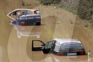 NEWS - Deutschland: Hochwasserschäden in Erftstadt-Liblar