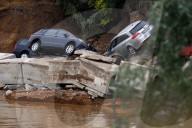 NEWS - Deutschland: Hochwasser in Blessem