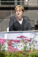 NEWS - Hochwasserkatastrophe in Rheinland-Pfalz: Kanzlerin Merkel in Adenau