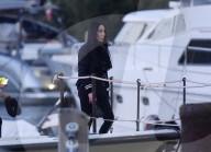 PEOPLE - Sängerin Cher kommt in Portofino an und diniert mit Freunden