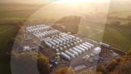 NEWS - Grösser als ein Fussballfeld: Die grösste Batterie Europas von Pensa Power in Minety