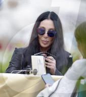 PEOPLE -  Cher diniert in Portofino