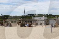 NEWS - Coronavirus: Der berühmte Club 55 in Saint-Tropez ist aufgrund von Covid-Fällen vorübergehend geschlossen