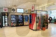 NEWS - MARKTPLATZ Zwanzig47:  Der erste Automaten-Supermarkt in Freiburg eröffnet