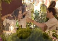 PEOPLE -  Europameister und Fussballer Federico Chiesa diniert in Portofino mit seiner Freundin Benedetta Quagli