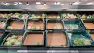 NEWS - Warenknappheit in Grossbritannien: Leere Regale in den Supermärkten
