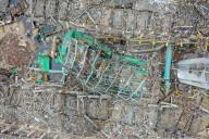 NEWS - China: Fabrik Explosion in Dengfeng