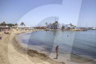 NEWS - Halbleere Strände an der Costa del Sol in Spanien trotz Ferienreisezeit