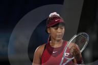 TOKIO 2020 OLY - Tennis: Naomi Osaka ausgeschieden nach Niederlage gegen Marketa Vondrousova