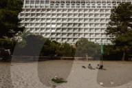 NEWS - Coronavirus: Halbleere Strände auf Menorca, Spanien