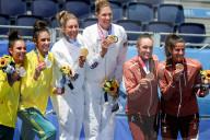 TOKIO 2020 OLY - Heidrich/Verge gewinnen Bronze im Beachvolleyball