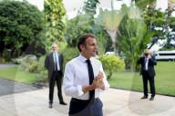 NEWS - Macron besucht Französisch-Polynesien