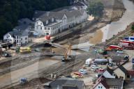 NEWS - Schäden nach Hochwasser-Katastrophe an der Ahr