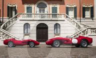 FEATURE - Ferrari stellt neue, verkleinerte Version seines klassischen Rennwagens vor - für Fahrer ab 14 Jahren