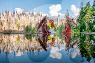FEATURE - Buddhistische Mönchsnovizen in Myanmar