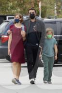 PEOPLE - Ben Affleck verbringt Zeit mit seinen Kindern und seiner Mutter