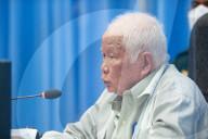 NEWS - Kambodscha:  Khieu Samphan vor Gericht in Phnom Penh