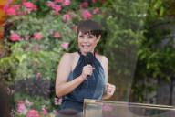 PEOPLE - Francine Jordi bei der ARD Livesendung Immer Wieder Sonntags aus dem Europapark Rust
