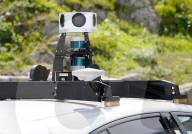 NEWS - Apple Maps Cars fahren durch die Schweiz
