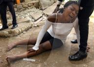 REPORTAGE - Erdbeben in Haiti: Katastrophe trifft eines der ärmsten Länder