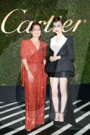 PEOPLE - Cartier Clash Launch Event in Los Angeles