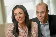 """ROYALS - Jordan Dean und Sydney Morton spielen Harry und Meghan in dem neuen Film """"Harry und Meghan: Escaping The Palace"""""""