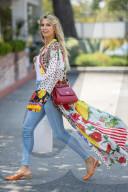 PEOPLE - Heidi Klum shoppt farbenfroh in LA