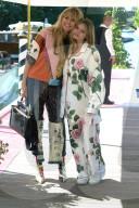 PEOPLE -  Heidi Klum und Tochter Leni kommen in Venedig an
