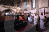 ROYALS - Beerdigung von Prinzessin Marie von und zu Liechtenstein in Vaduz