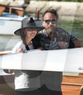 PEOPLE - Filmfestival Venedig: Erste Stars treffen ein