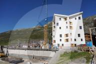 NEWS -  Andermatt Swiss Alps Immobilien: Baustellen