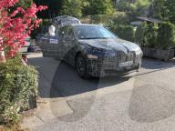 NEWS - Erwischt: Ein elektrischer Erlkönig von BMW in Grainau