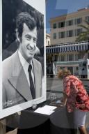PEOPLE - Ehrung für Jean-Paul Belmondo in Nizza