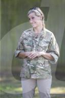 ROYALS - Sophie von Wessex nimmt als Ehrenluftkommandantin am jährlichen Countess of Wessex Cup der RAF Wittering teil