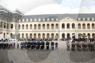 PEOPLE - Nationale Gedenkfeier für Jean-Paul Belmondo in Paris