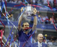 TENNIS - Medvedev gewinnt das US Open