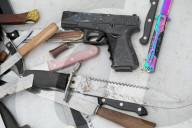 FEATURE - Mit ihrer Weapon Surrender Box in Dudley hat die Polizei über 1300 Waffen anonym aus dem Verkehr gezogen