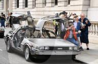 """PEOPLE - """"Zurück in die Zukunft"""": Eröffnungstag des Musicals in London"""