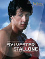 PEOPLE - Requisiten von Sylvester Stallone werden versteigert
