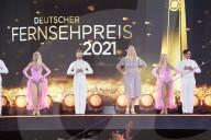 PEOPLE - Deutscher Fernsehpreis 2021