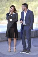 PEOPLE - Antonio Banderas und Penelope Cruz am San Sebastian Film Festival