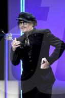 PEOPLE - San Sebastian Film Festival: Johnny Depp wird mit dem Donostia Award ausgezeichnet