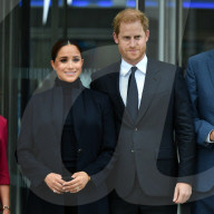 ROYALS - Meghan und Prinz Harry besuchen das World Trade Center in New York