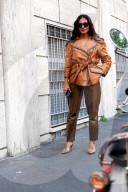 PEOPLE - Promis an der Mailand Fashion Week