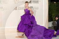 PEOPLE - Sharon Stone an der Monte-Carlo Gala for Planetary Health