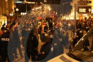 NEWS - Bern: Corona-Demo eskalierte erneut
