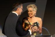PEOPLE - ZFF: Sharon Stone erhält den ZFF Golden Icon Award